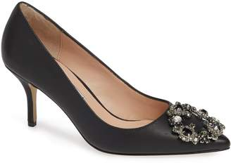 Charles David Anina Crystal Embellished Pump