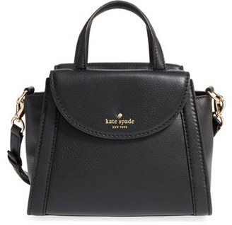 Kate Spade New York 'cobble Hill - Small Adrien' Leather Satchel $328 thestylecure.com
