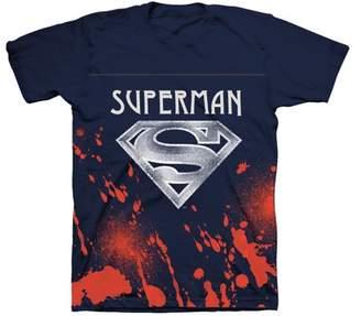 Justice League Superman Short Sleeve Graphic Tee (Little Boys & Big Boys)