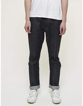 Community Clothing Straight selvedge jeans