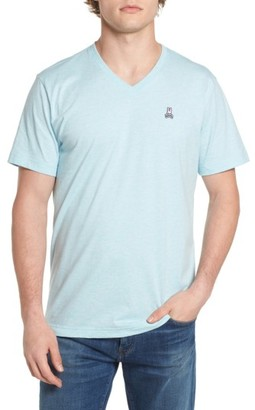 Men's Psycho Bunny Classic V-Neck T-Shirt $45 thestylecure.com
