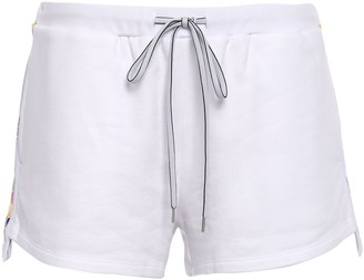 The Upside French Cotton-terry Shorts