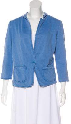 Elizabeth and James Casual Long Sleeve Blazer