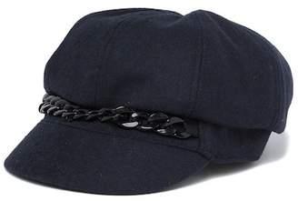 August Hat Big Chain Newsboy Hat