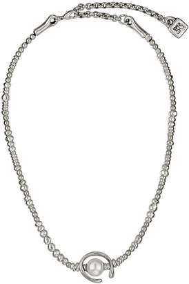 Uno de 50 Spherical Pearl Necklace