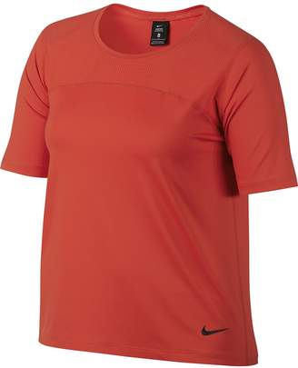 Nike Pro HyperCool Short Sleeved Top (Plus Size)