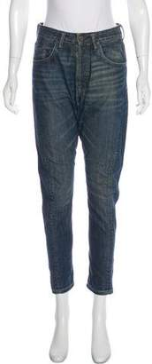 AllSaints Stale High-Rise Jeans