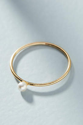 Marida Jewelry Pearl 14K Gold-Filled Ring