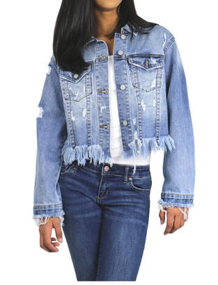 Tractr Cropped Jacket