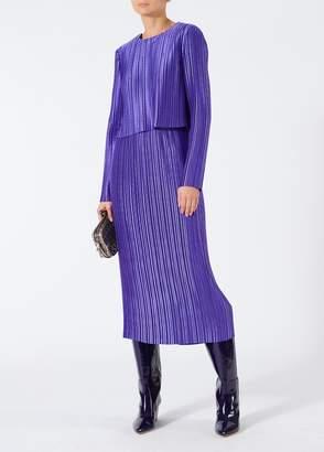 Tibi Plisse Skirt