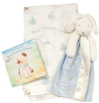 Bunnies by the Bay Skipit Read Me Another One 3-Piece Gift Set