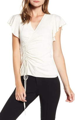 Bailey 44 Lucy Ruched Top