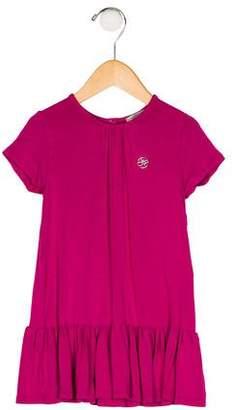 Giorgio Armani Baby Girls' Knit Embellished Dress