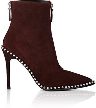 Alexander Wang Women's Eri Suede Ankle Boots
