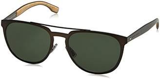 HUGO BOSS Boss Unisex-Adults 0882/S 85 Sunglasses