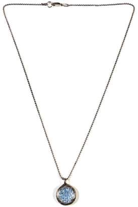 Lets Accessorize Swarovski-Crystal Pendant Necklace