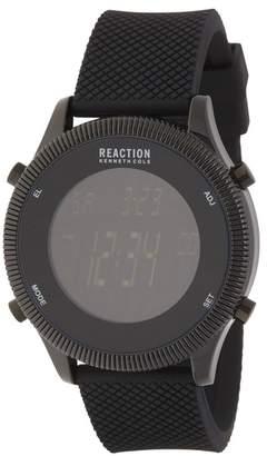 Kenneth Cole Reaction Men's Digital Analog-Quartz Watch, 45.85mm
