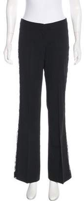 ABS by Allen Schwartz Mid-Rise Wide-Leg Pants