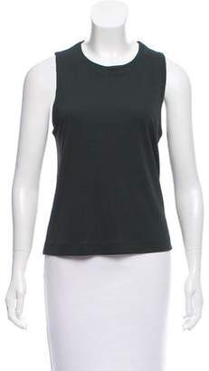 Calvin Klein Collection Tailored Sleeveless Top