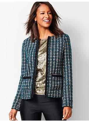 Talbots Shimmer Jacket