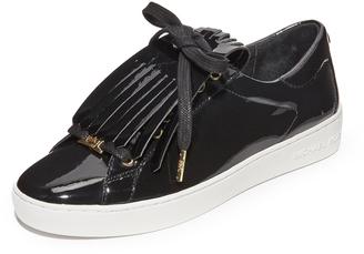 MICHAEL Michael Kors Keaton Kiltie Sneakers $135 thestylecure.com