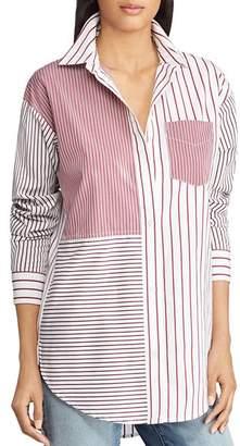 Ralph Lauren Mixed-Stripe Shirt