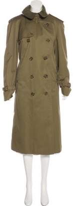 Burberry Vintage Trench Coat