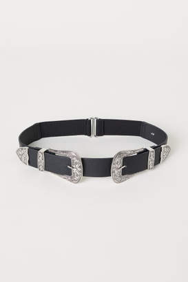 H&M Waist belt - Black