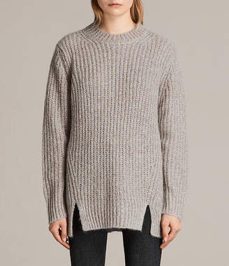AllSaints Klash Crew Sweater