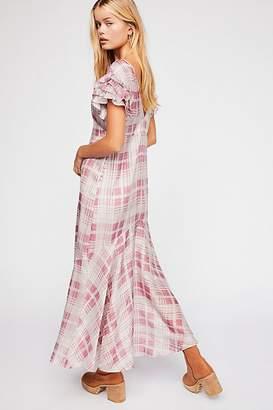 LoveShackFancy Sloane Maxi Dress