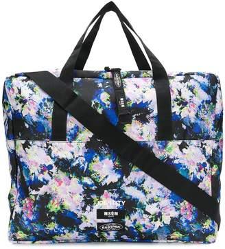 Eastpak floral big tote bag
