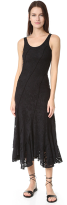Fuzzi Sleeveless Dress $595 thestylecure.com
