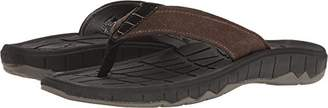 Hush Puppies Men's Mega Breeze Flat Sandal