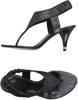 Dibrera BY PAOLO ZANOLI Toe strap sandals - Item 44988526