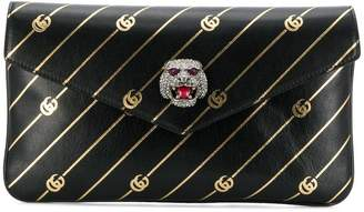Gucci envelope style clutch