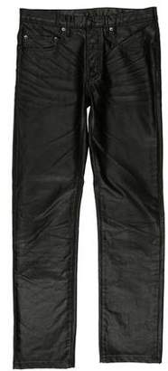 Christian Dior Wax Coated Skinny Jeans
