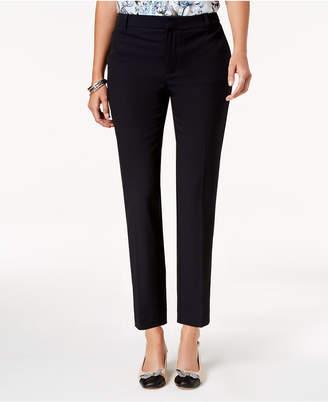 Charter Club Petite Slim-Leg Ankle Pants