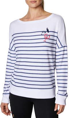 Betsey Johnson Lobster & Stars Sweatshirt