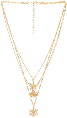 joolz by Martha Calvo Pink Sands Necklace Set
