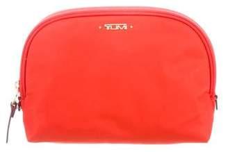 Tumi Logo Cosmetic Bag
