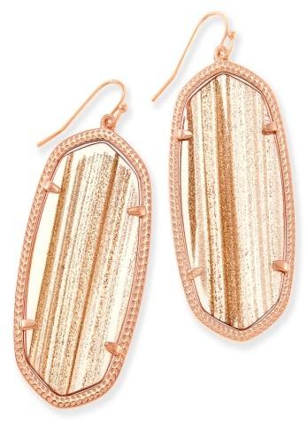 Women's Kendra Scott Danielle - Large Oval Statement Earrings 5