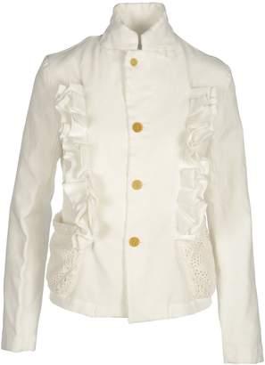 Comme des Garcons Jacket Pocket Corchet