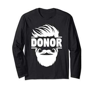 Bearded Donor Long Sleeve Shirt
