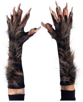 BuySeasons Adult Wolf Adult Gloves