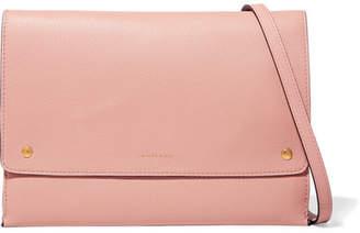 7e20c016896f Burberry Textured-leather Shoulder Bag - Blush