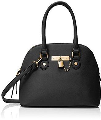 Call It Spring Erroma Satchel Bag,Black $39.99 thestylecure.com
