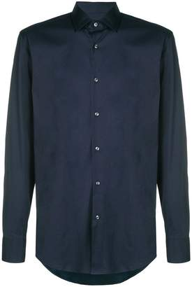 HUGO BOSS plain shirt