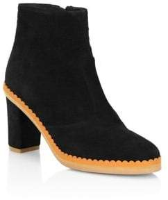 See by Chloe Stasya Suede Booties
