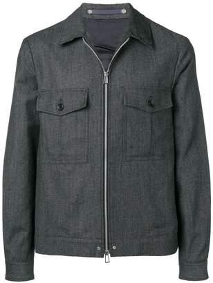 Paul Smith twill patch pocket jacket