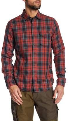 Jeremiah Bucking Ham Reversible Print Shirt